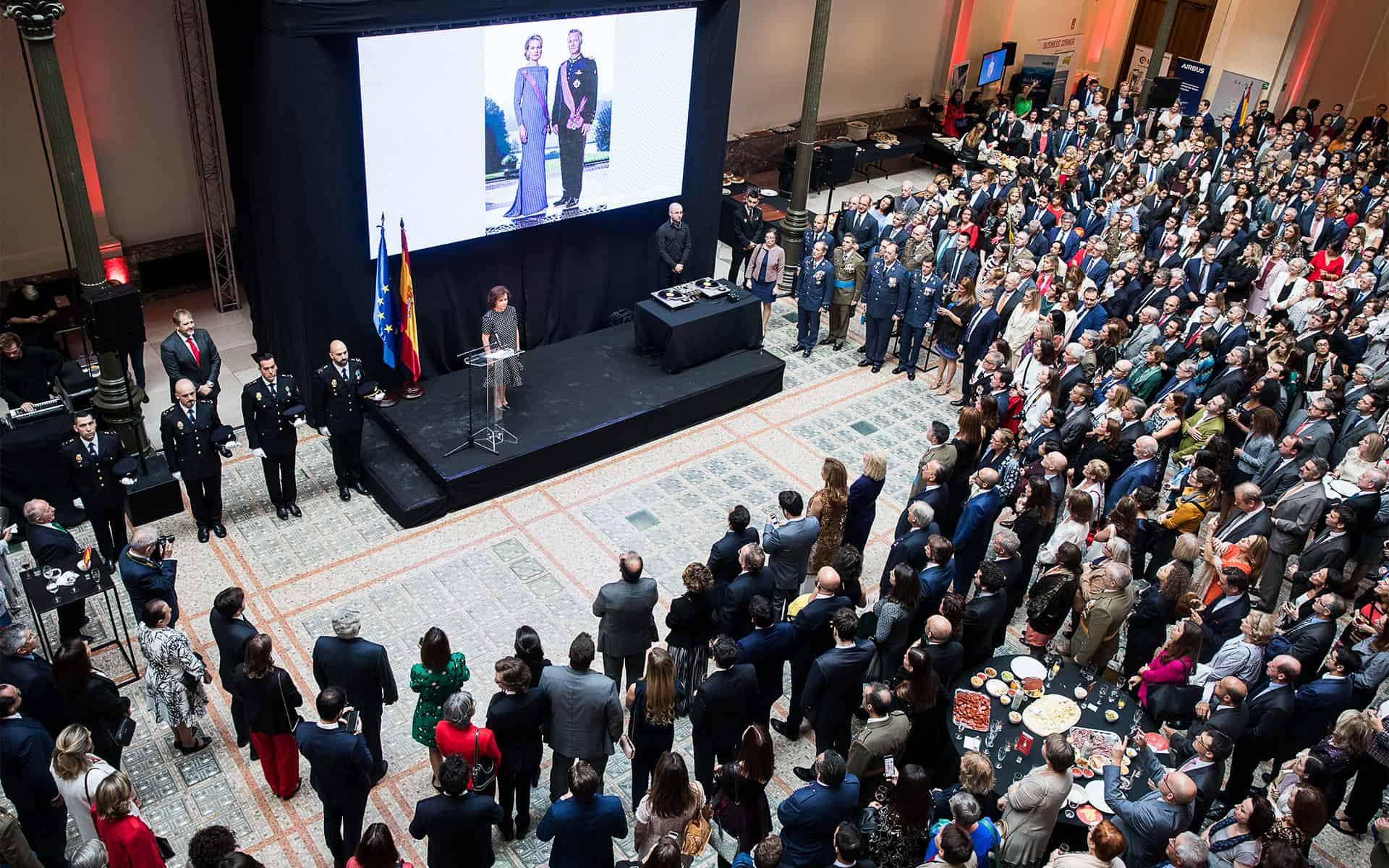spain-embassy-podium